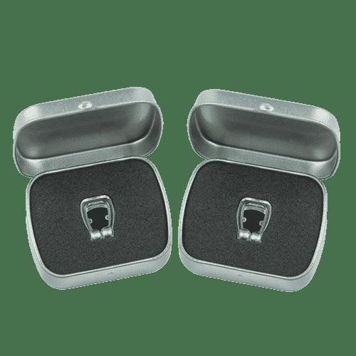 Sanaclip zweier Set gegen Schnarchen